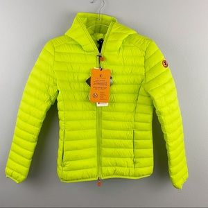 Save the Duck • Neon Giga Jacket